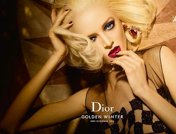 dior golden winter collezione natale 2013 01