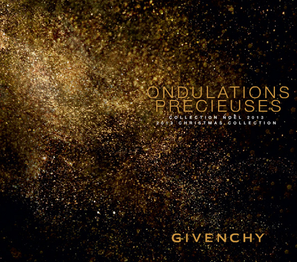 givenchy ondulations precieuses collezione natale 2013 01