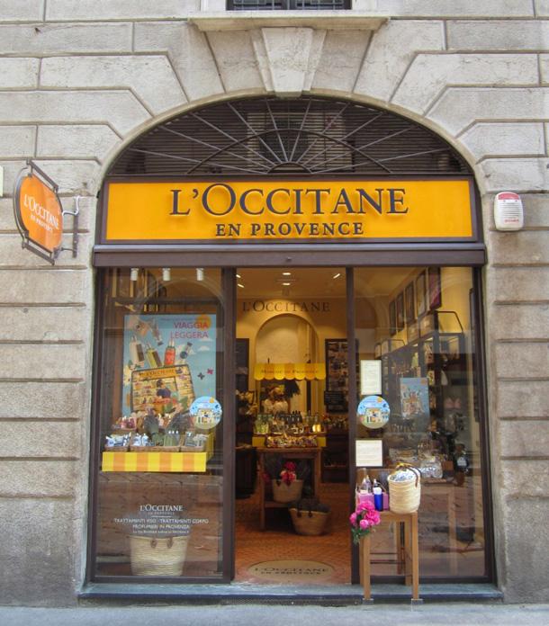L-Occitane-Boutique-SOLFERINO-MILANO