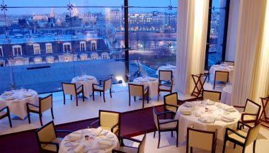 MAISON BLANCHE Restaurant à Paris