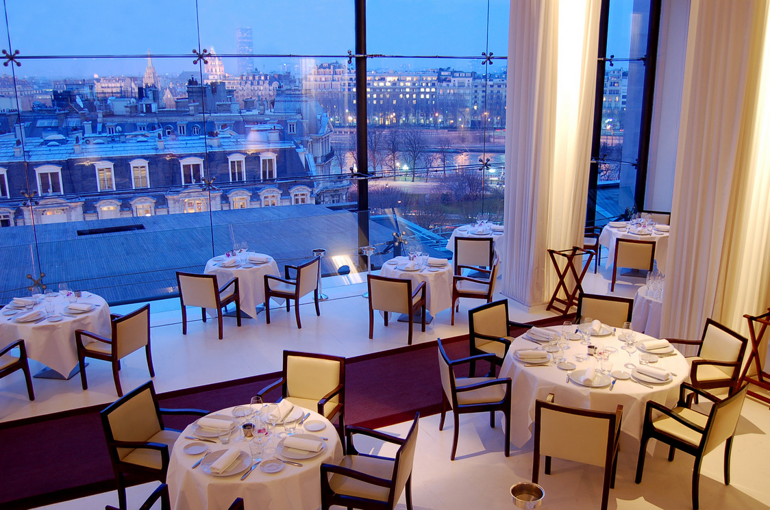 Restaurant Romantique Tour Eiffel