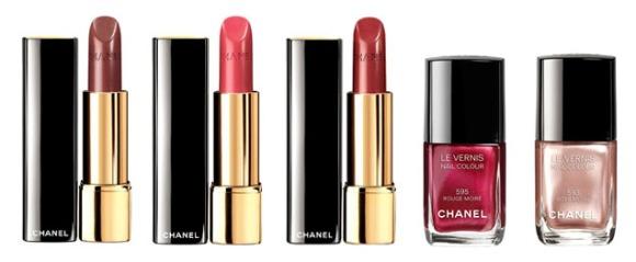 chanel rouge allure moire collezione autunno 2013 01