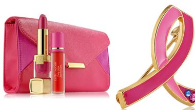 estee lauder pink ribbon collection
