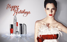 happy holiday lancome
