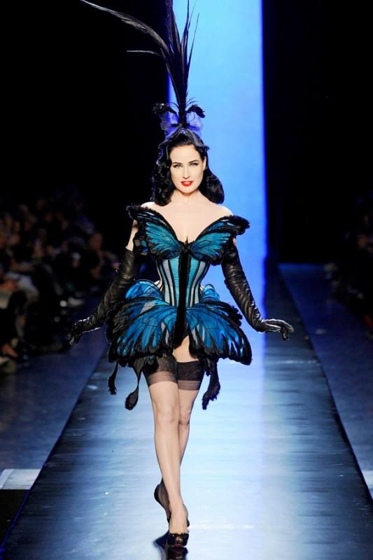 gaultier parigi haute couture