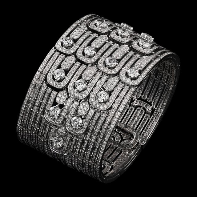 bracciale cartier con diamanti