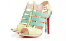 Christian Louboutin: collezione scarpe p/e 2014