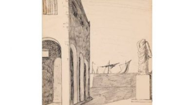 Asta record per Giorgio De Chirico da Sotheby's