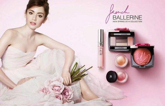 lancome french ballerine collezione primavera 2014 01
