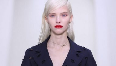 Dior Haute Couture makeup primavera