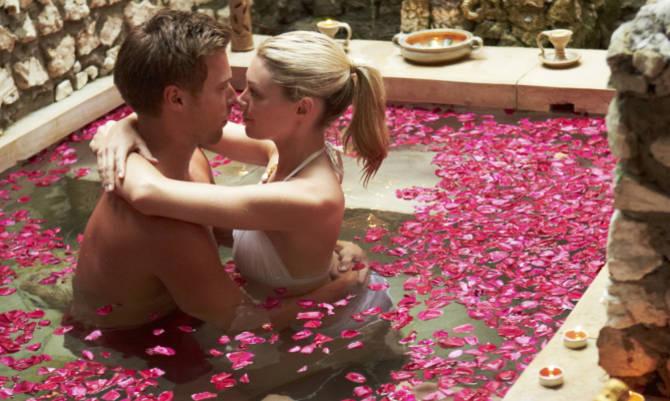 Relax: percorso benessere di coppia