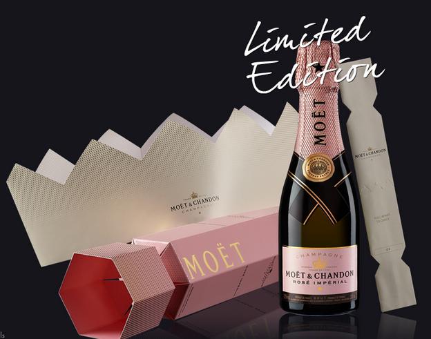 champagne per le feste