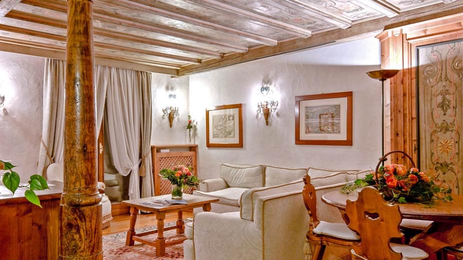 hotel di lusso consigliati  cortina