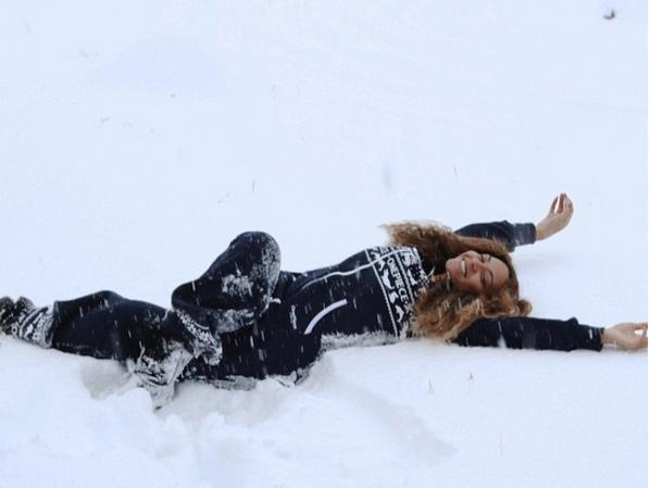 vacanze sulla neve dei vip