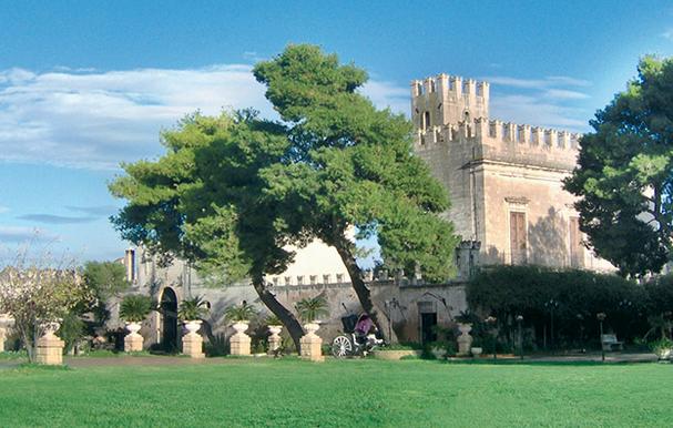 Castello spagnolo 2 capodanno di lusso