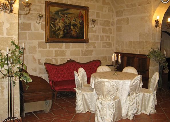 Castello spagnolo 3 capodanno di lusso