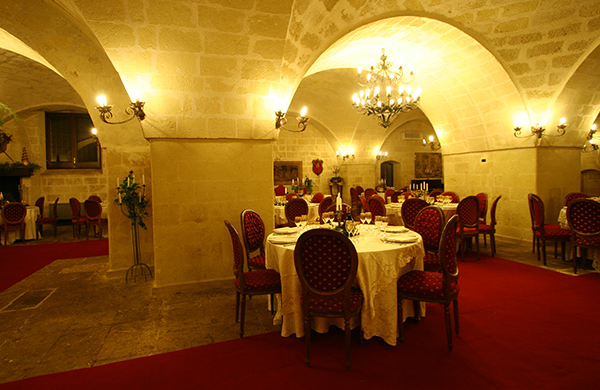 Castello spagnolo capodanno di lusso