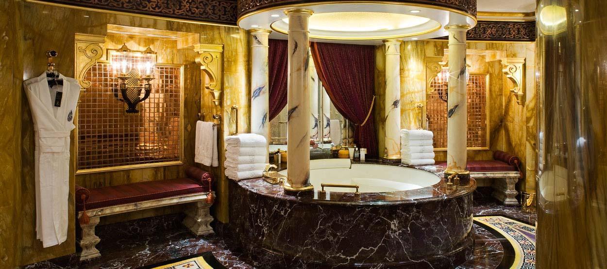 burj-resort di lusso a Dubai