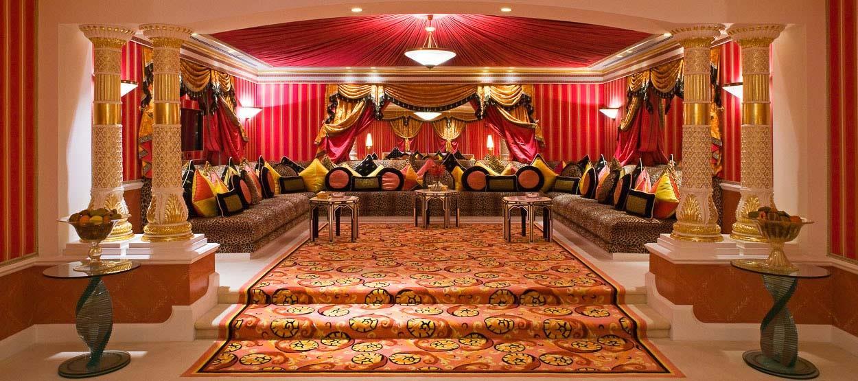 burj-al-arab- resort di lusso a Dubai