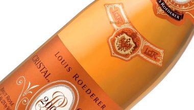 Champagne Louis Roederer 2002 Cristal Rose