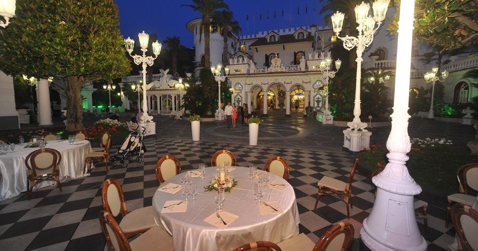 location per feste di lusso