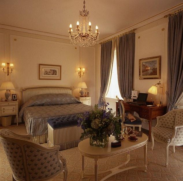 hotel di lusso dei vip