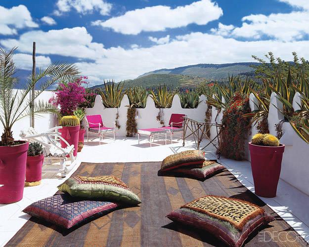Arredamento stile Marocco: un trend di lusso