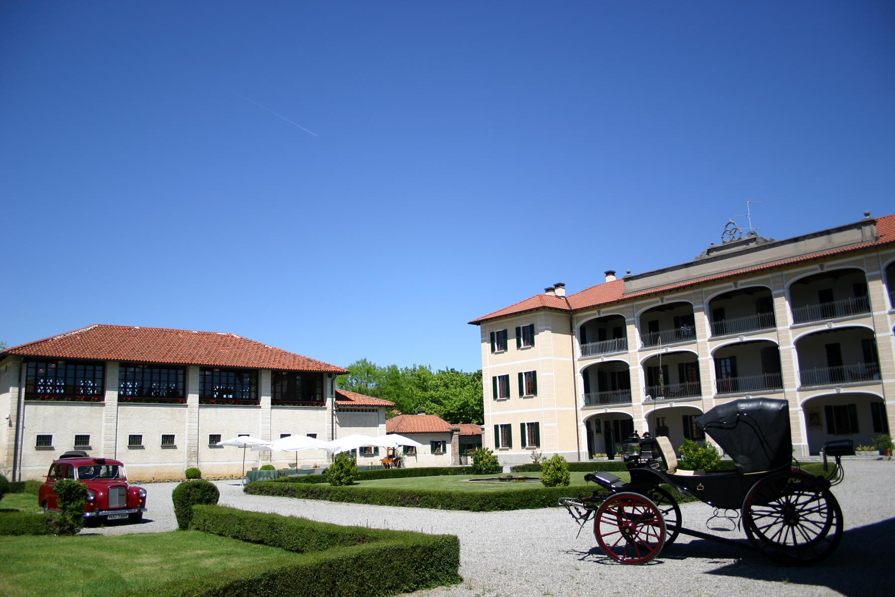 Location per feste di lusso nord italia for Hotel manin milano