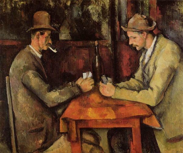 Opere d'arte più costose: Cézanne