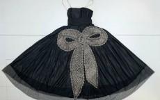 La moda di Lanvin in mostra a Parigi