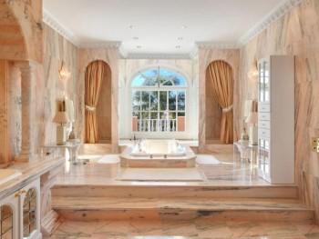 Quello che aspettavi: bagni di lusso moderni