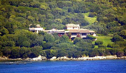 Villa Certosa Sardegna