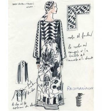 Karl Lagerfeld per Chloé