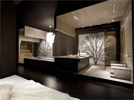 Quello che aspettavi bagni di lusso moderni for Marmo arredo spa