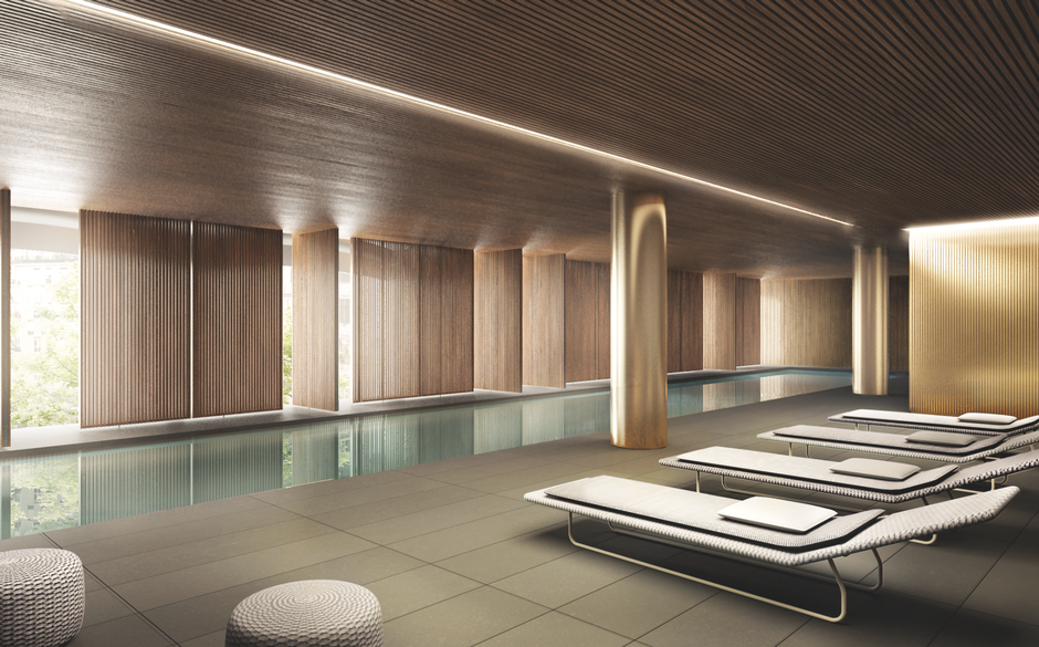 Nuovi appartamenti di lusso a barcellona da scoprire for Interni di appartamenti