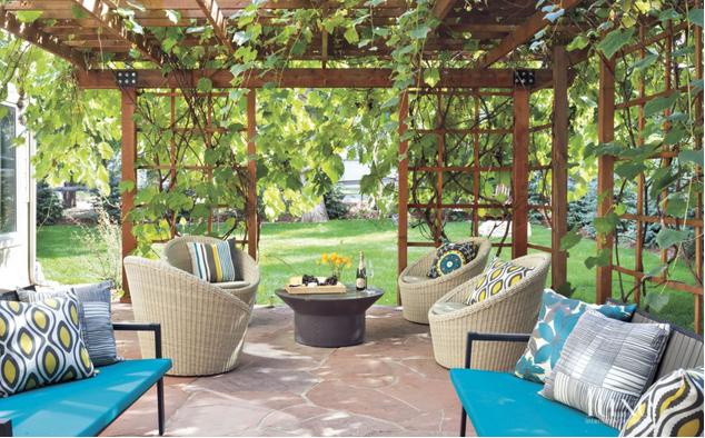 Consigli come arredare il giardino for Giardini da arredare