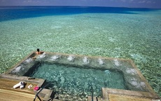 hotel con piscina più belli al mondo