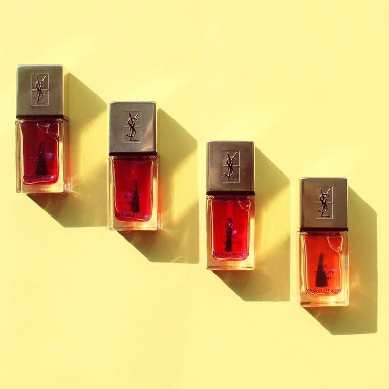 Ysl Nail Polish Tints