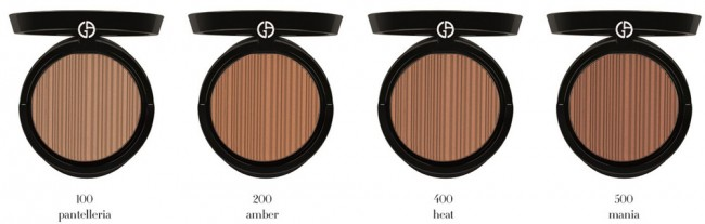 maestro sun collection giorgio armani