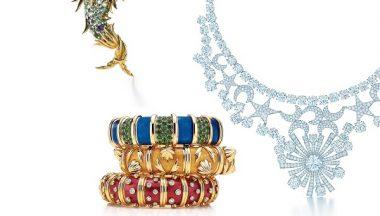 Le collezioni di lusso di Tiffany & Co.