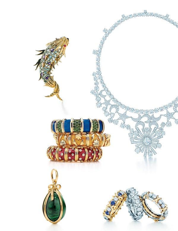 collezioni lusso tiffany