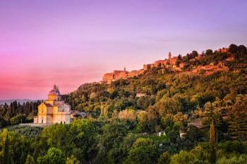 vacanza nella campagna Toscana