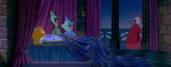 dormire come una principessa