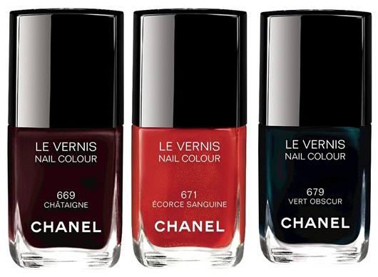 Chanel Les Automnales