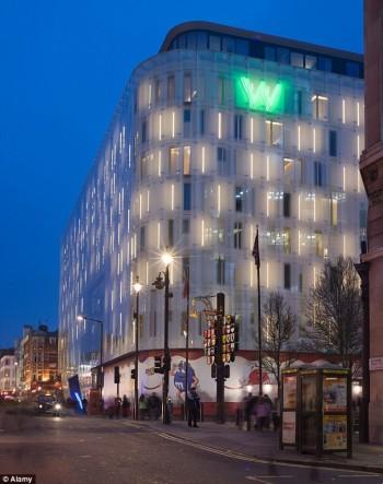 servizi degli hotel di lusso