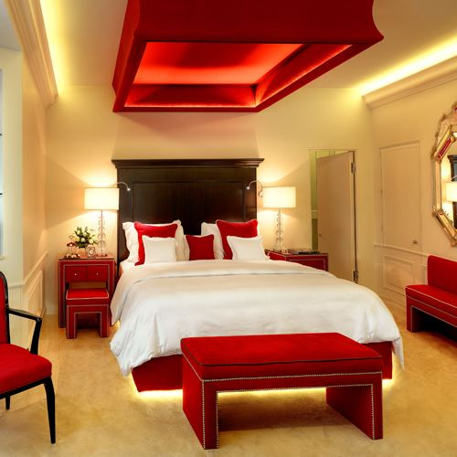 Hassler Villa Medici Penthouse Suite_HASSLER_8  hotel dei vip italiani