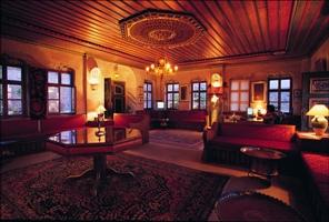 Reception viaggio in Cappadocia