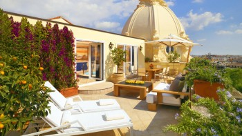 Villa_La_Cupola_Terrace hotel dei vip italiani