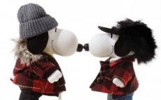 Snoopy e Belle in Fashion, la mostra a Milano