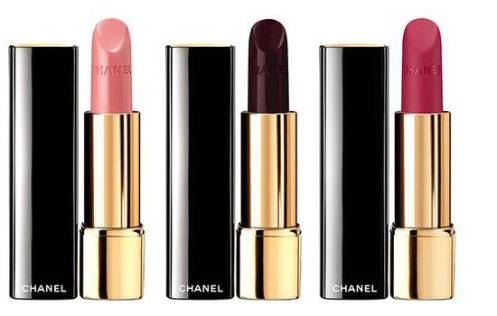 chanel rouge noir holiday 2015